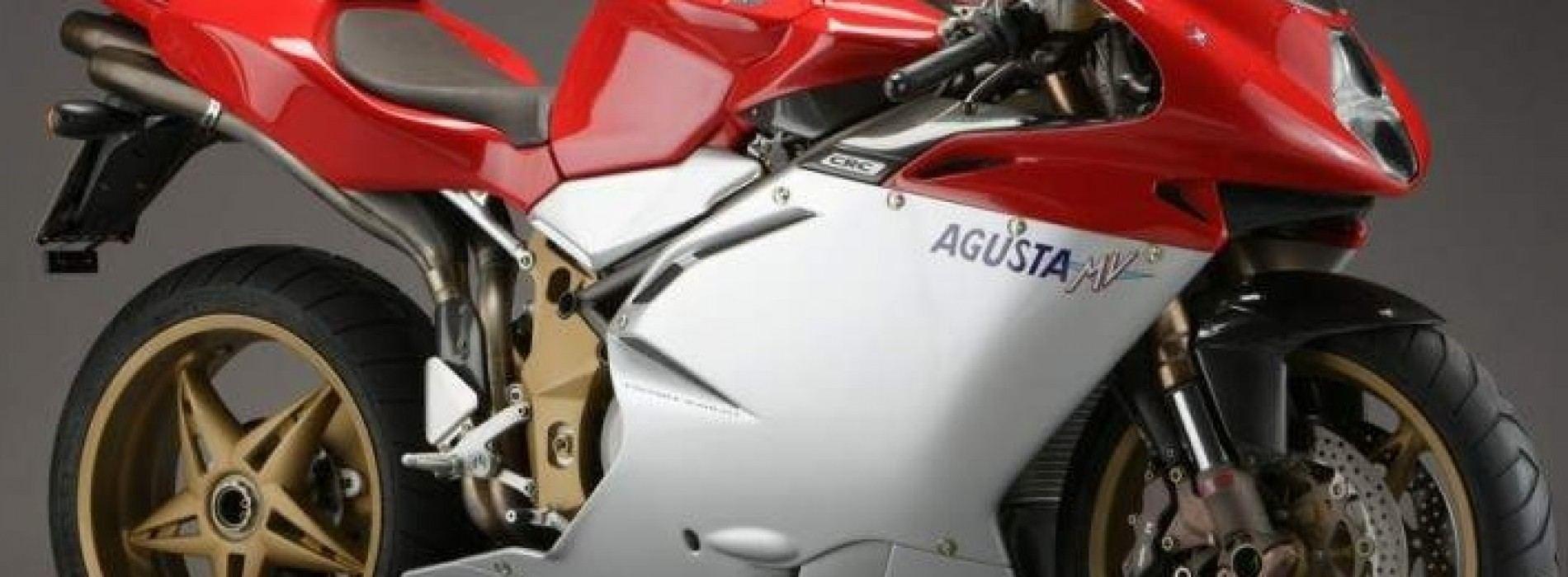 La MV Agusta F4, arrasa en Europa