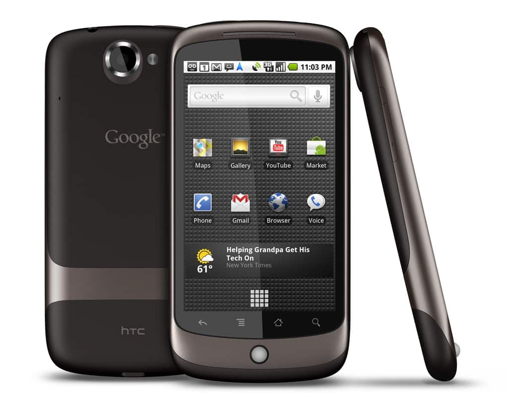 Android 2.1 Google Nexus One