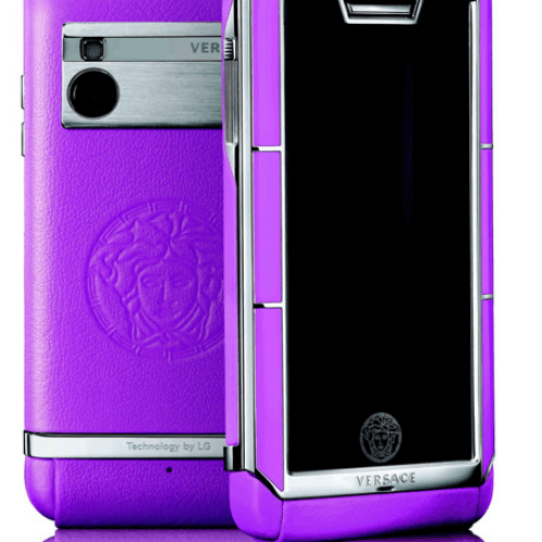 Mi móvil es Versace y el tuyo…