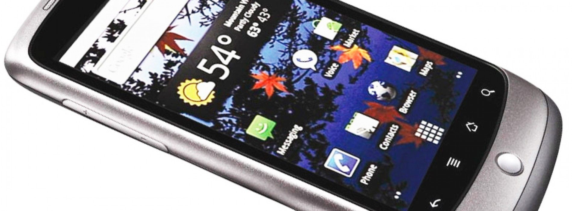 Apple no teme al Nexus One