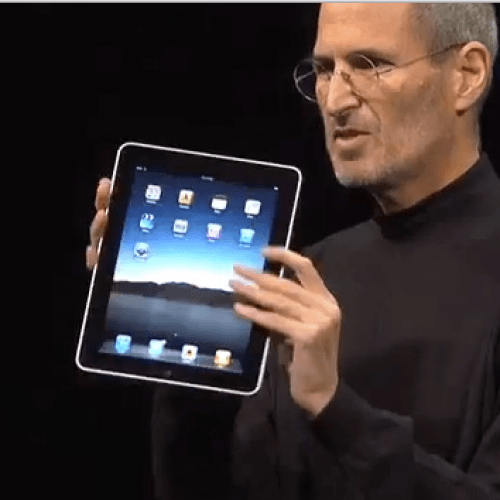iPad el nuevo dispositivo de Apple