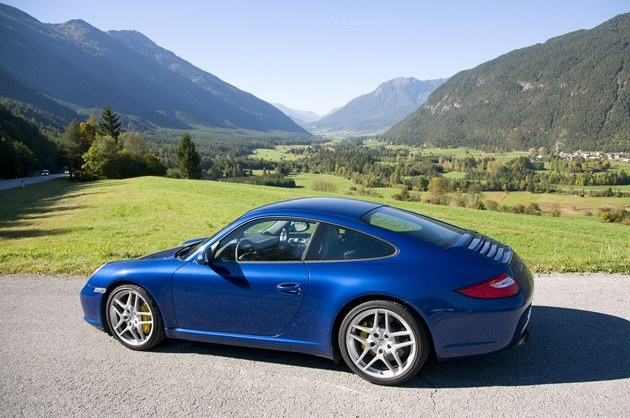 911 azul lateral
