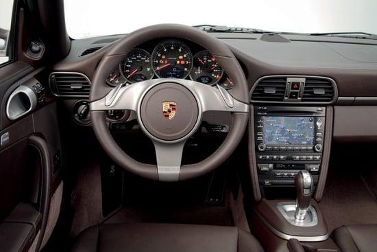911 carrera cabriolet interior