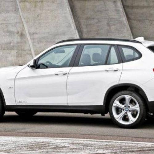 BMW presenta el X1, el hermano pequeño del X3