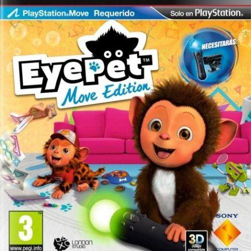 EyePet de PSP3, uno más en la familia