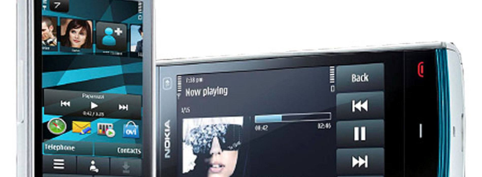 El X6, el smartphone de Nokia