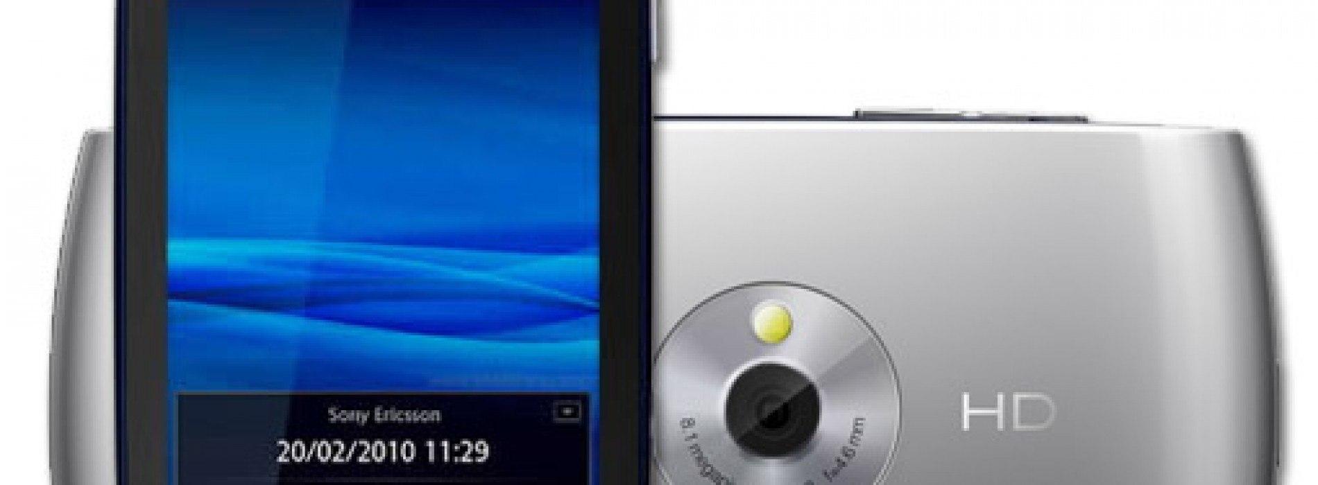 El Vivaz de Sony Ericsson
