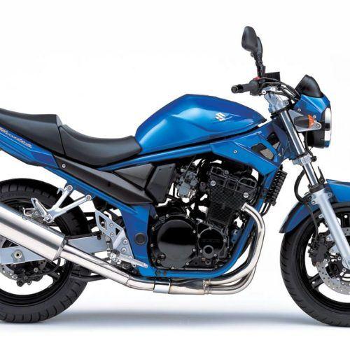 Suzuki Bandit 650 GSF K5