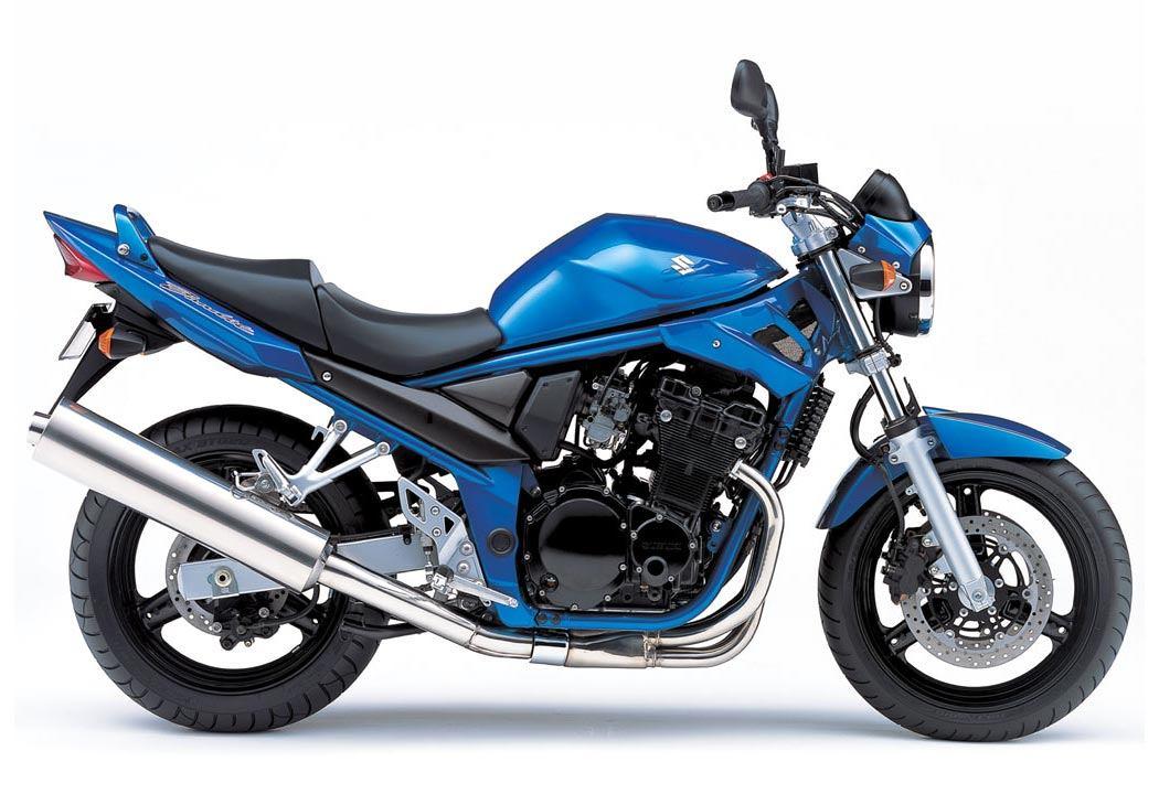 Suzuki GSF 650 2005