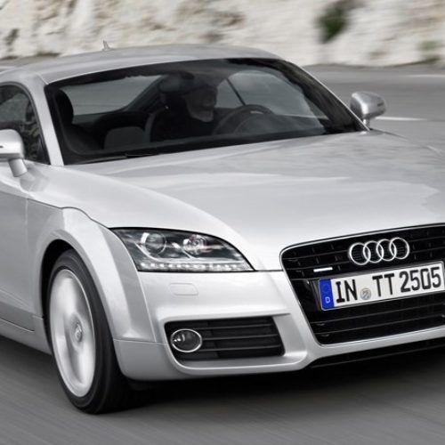 Nueva gama TT de Audi