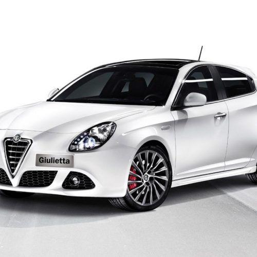 Alfa Romeo Giulietta, la competencia de Golf