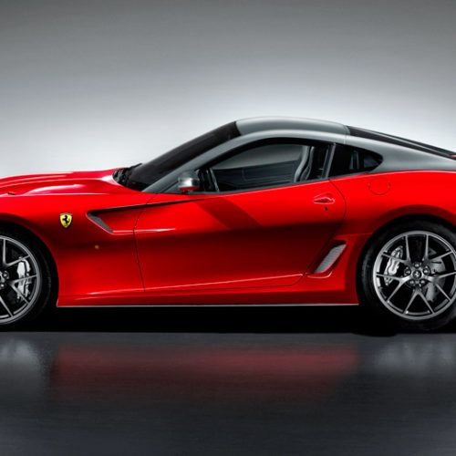 Ferrari 599 GTO, el más rápido de los Ferrari