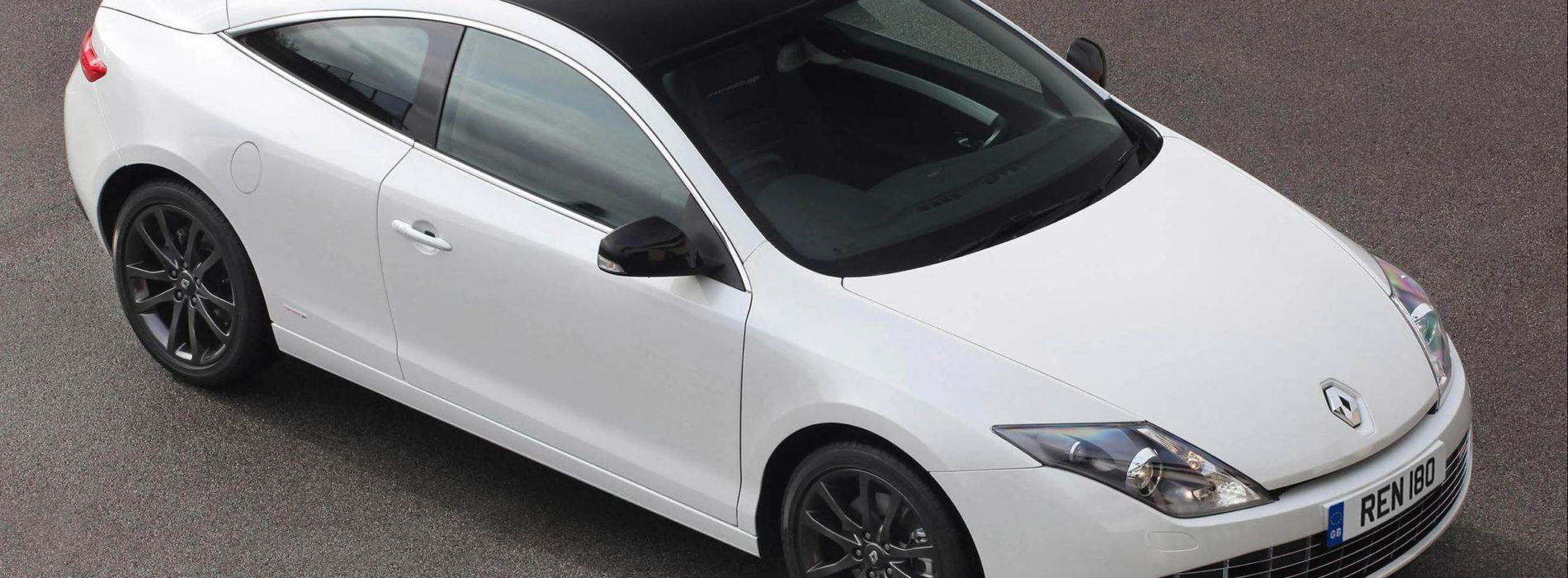 Nuevo Renault Laguna Coupé