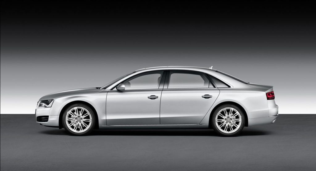 Audi A8 L Lujo