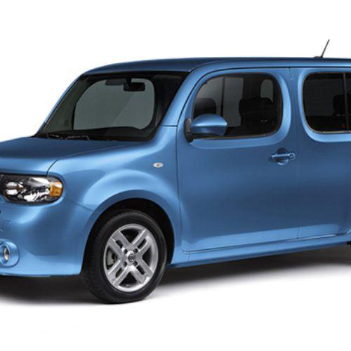 "Nissan cube, un vehículo un ""poco"" raro"