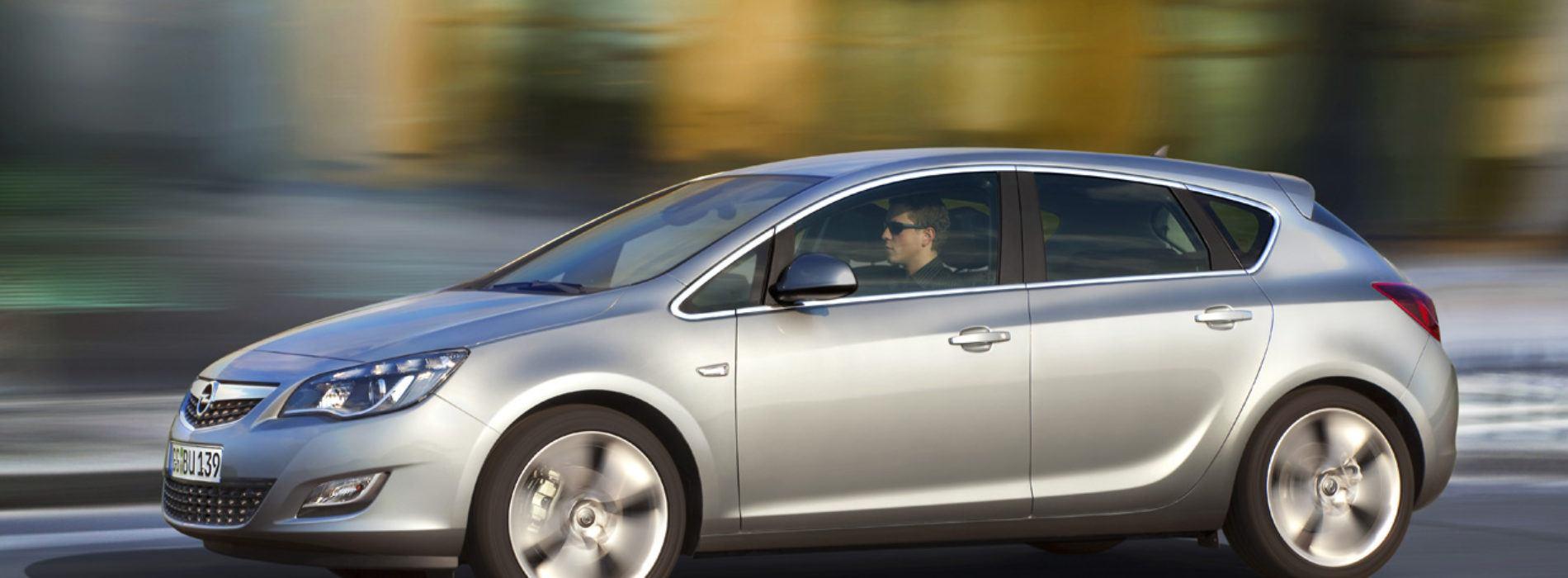 Opel Astra, el mejor coche del año