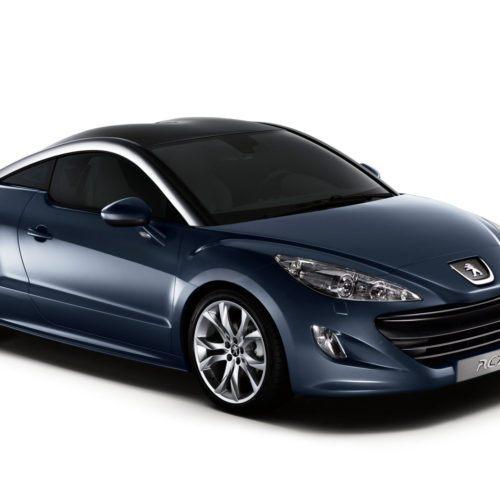 El nuevo Peugeot RCZ
