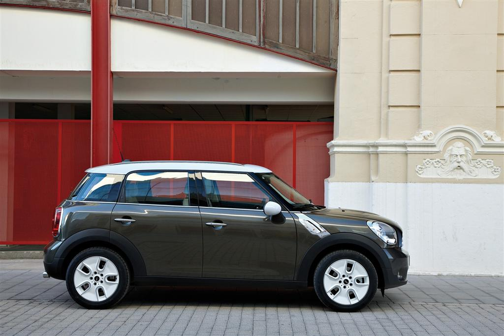 Mini Countryman Lateral