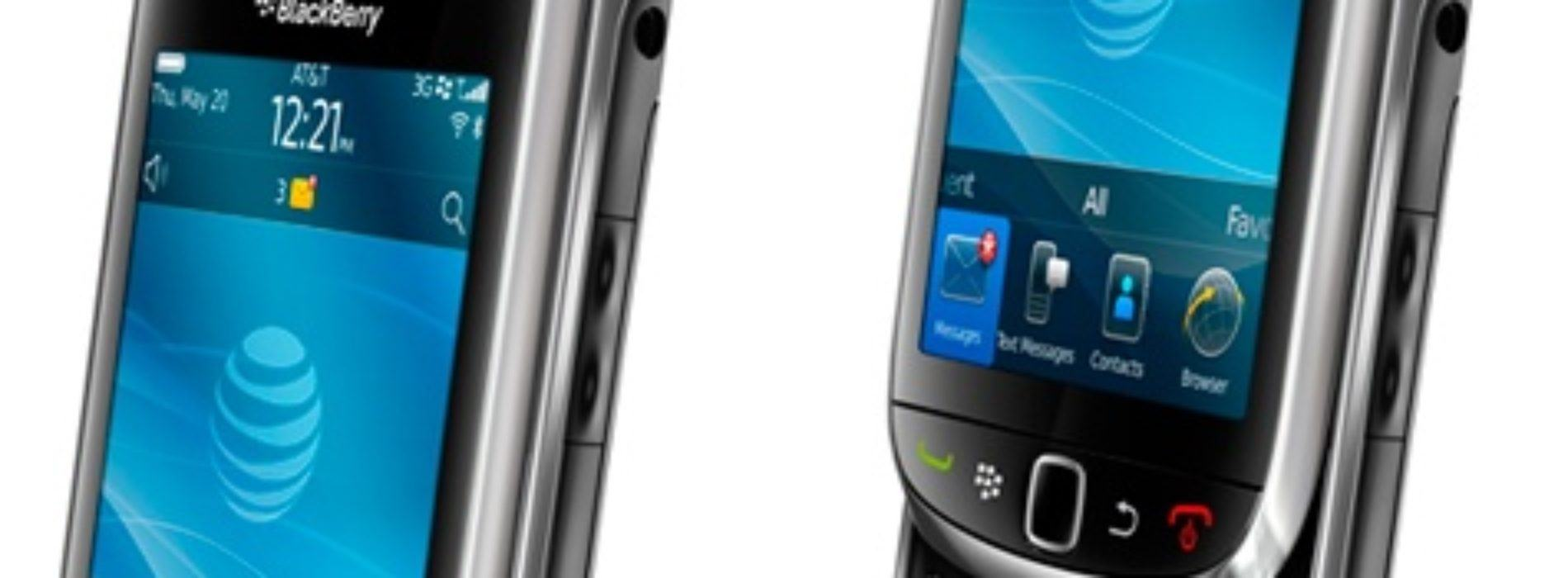 El Blackberry Torch 9800
