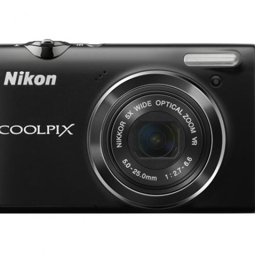 La Nikon Coolpix S5100, una cámara pequeña, simple y buena