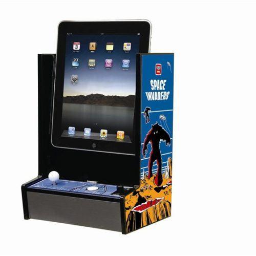 Cabina arcade para iPad
