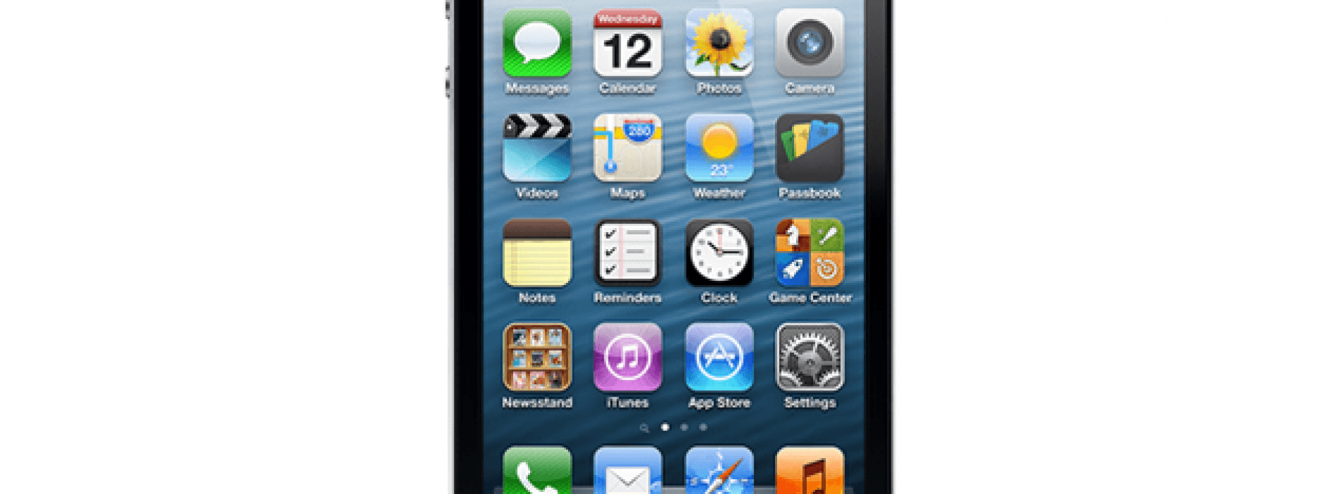 iPhone 4S, después de la tormenta
