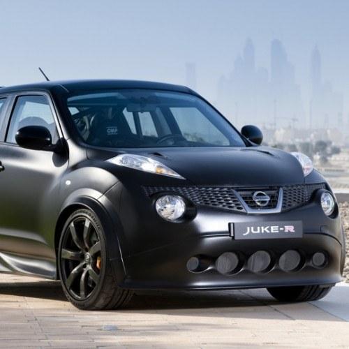 Nissan Juke GT-R