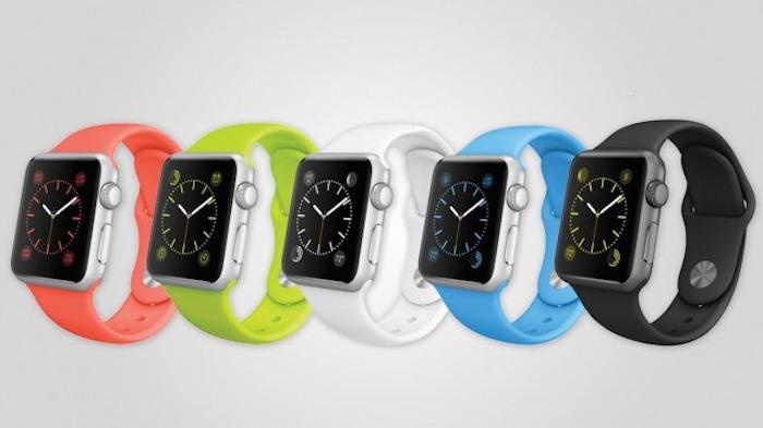 Colores Apple Smartwatch