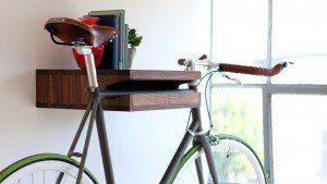 estanteria para bici