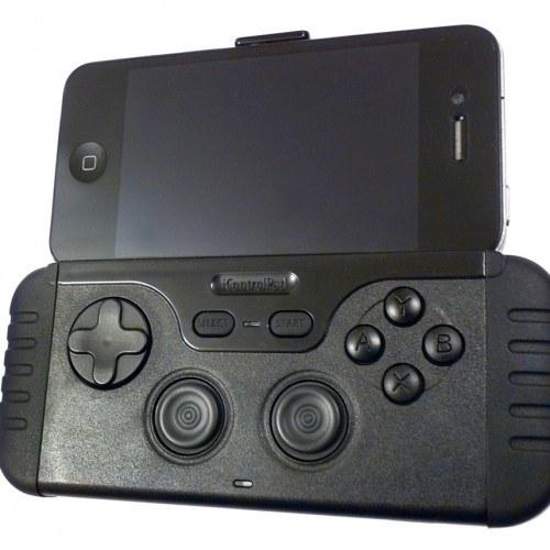 El iControlPad, una necesidad para fanáticos de los juegos de iPhone
