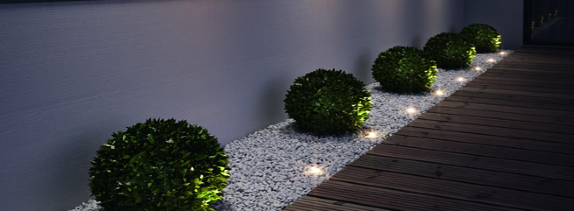 Iluminacion de jardin exterior dise os arquitect nicos for Iluminacion para jardines