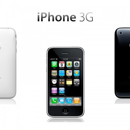 Las especificaciones del iPhone 3G