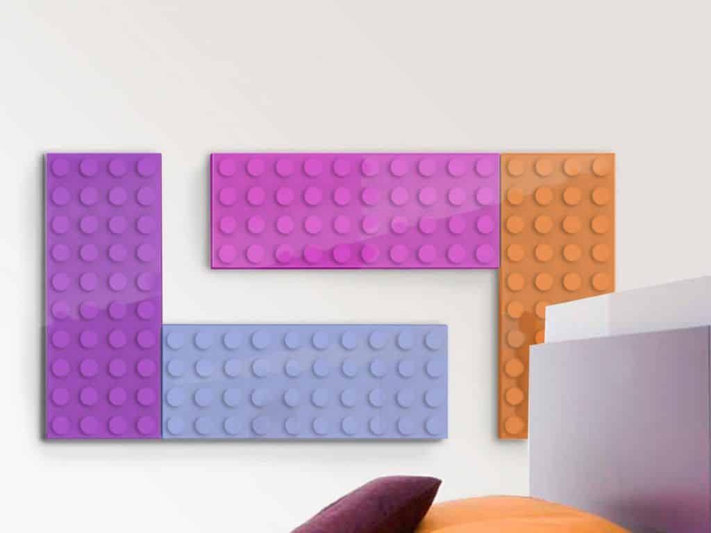 Radiador decorativo Brick
