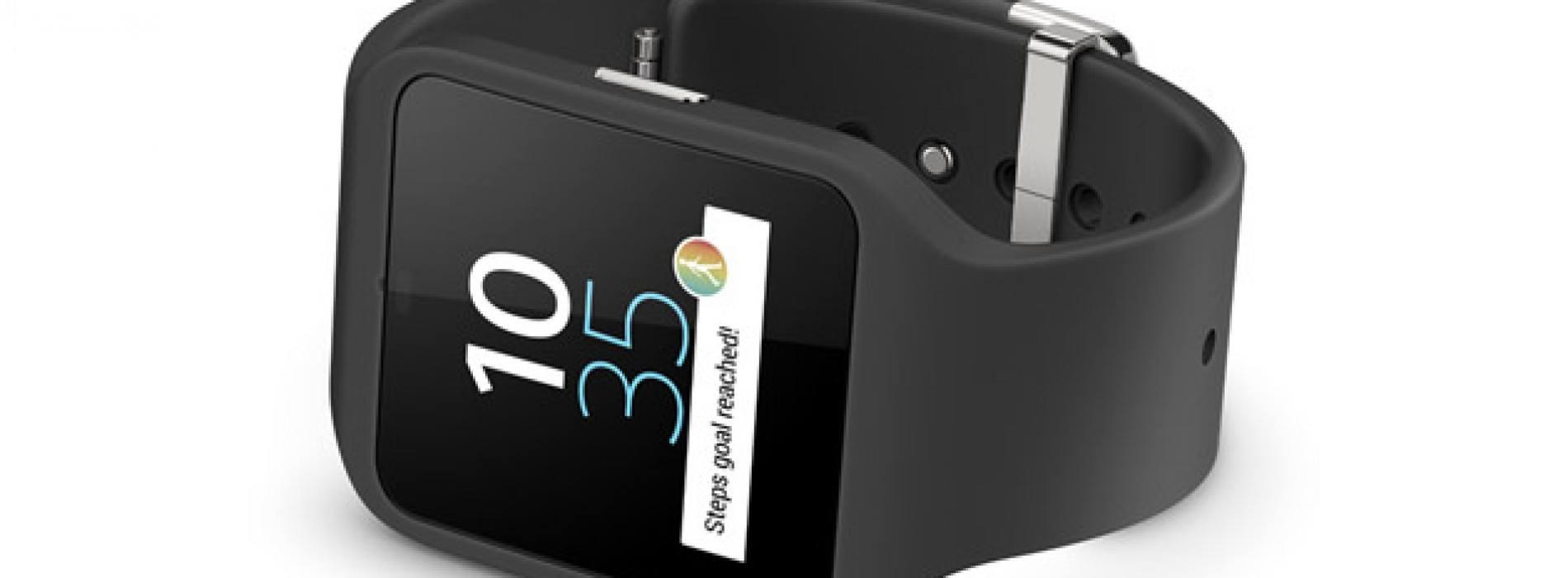 El nuevo smartwatch de Sony, Smartwatch 3