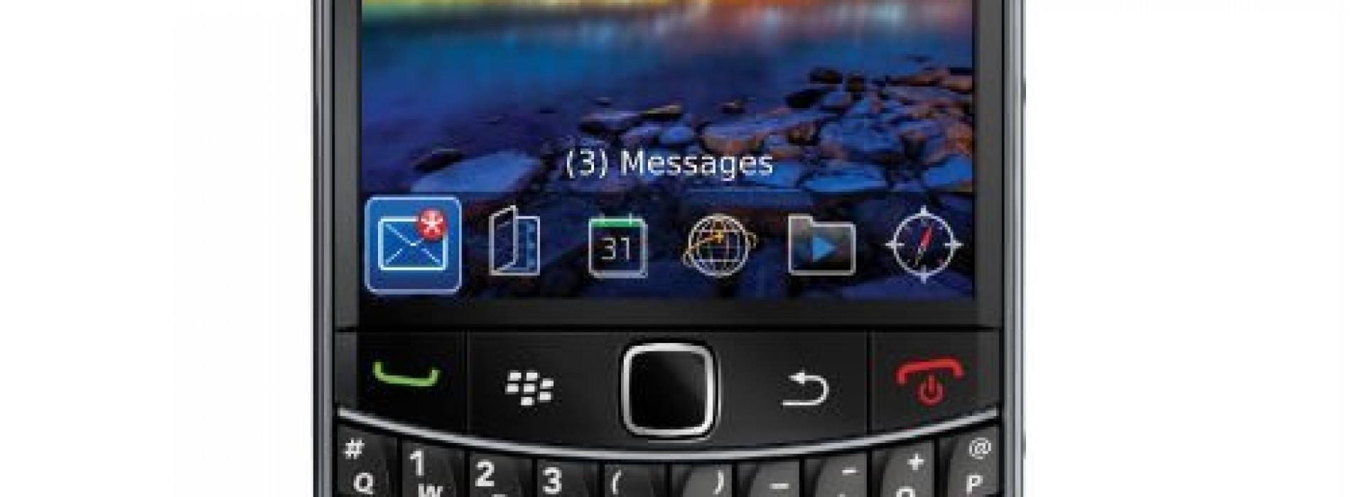 Blackberry Bold 9700, un paso hacia delante