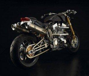Ecosse Titanium Series FE Ti XX, la moto más cara del mundo 3