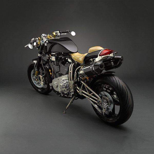 Ecosse Titanium Series FE Ti XX, la moto más cara del mundo 1