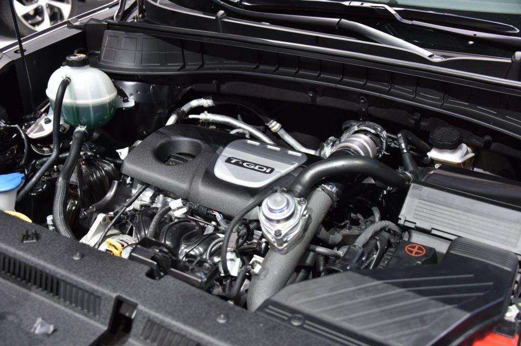 Motor gasolina GDi Hyundai Tucson