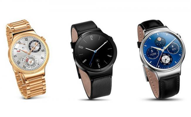 Modelos smartwatch Huawei