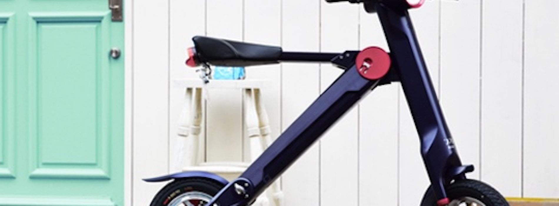 UPQ me01, no existe scooter eléctrico más pequeño