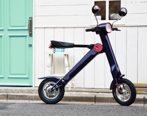 UPQ me01, no existe scooter eléctrico más pequeño 1
