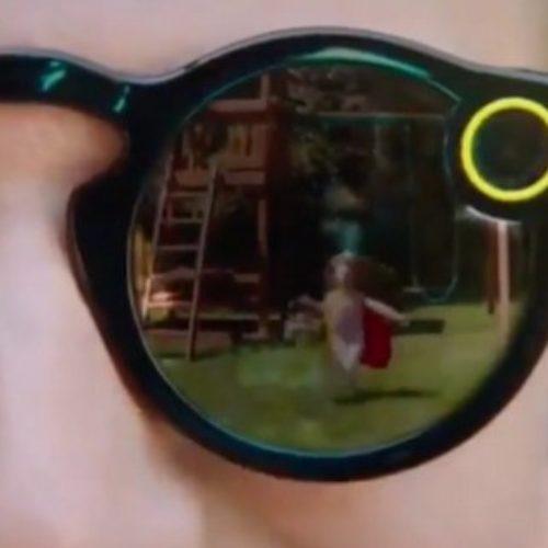 Las gafas de Snapchat ya son una realidad