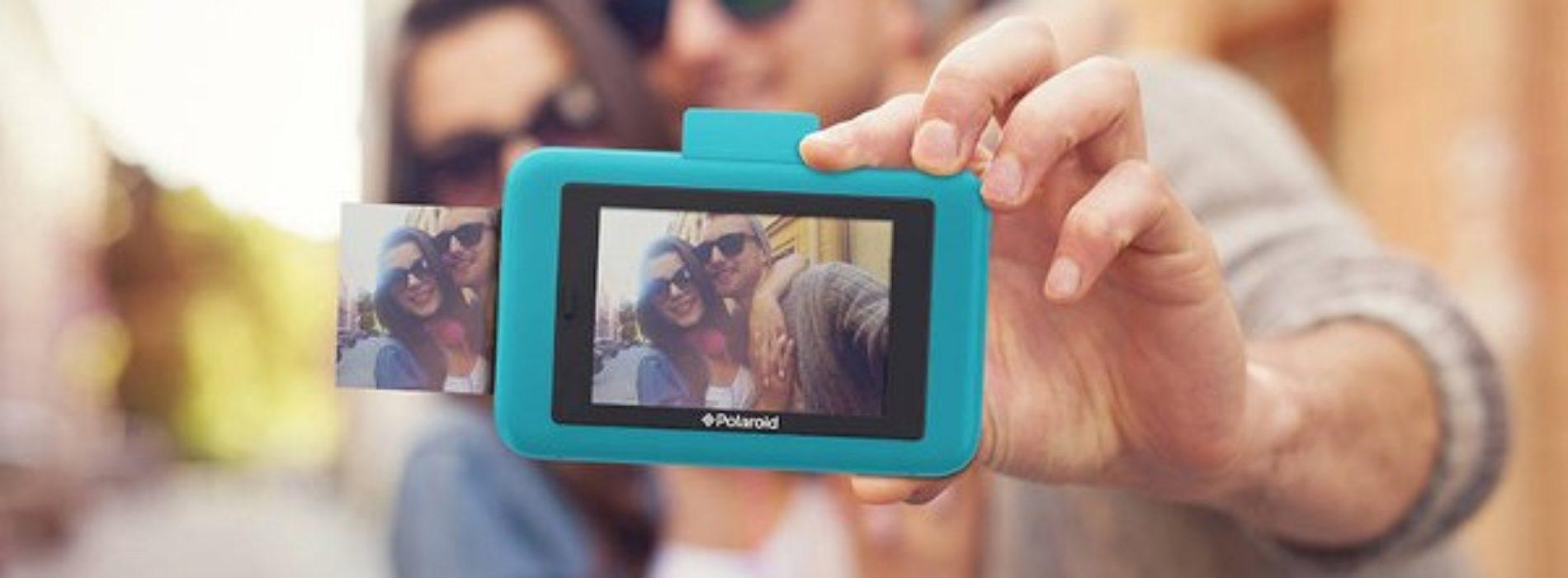 Polaroid Snap Touch cuenta impresión inmediata