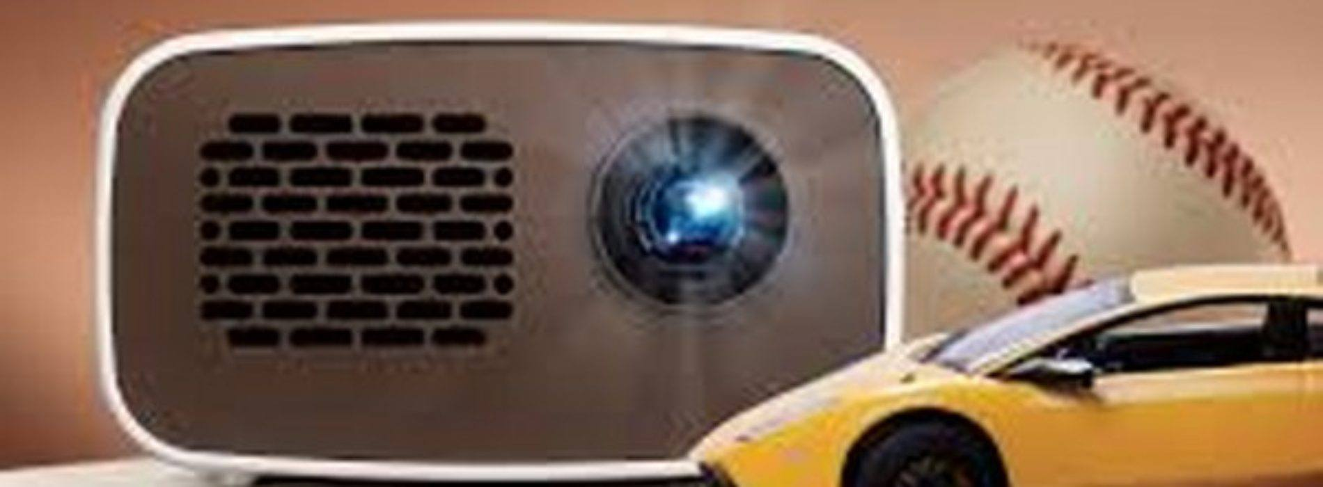LG PH300, el proyector LED que cabe en la palma de tu mano