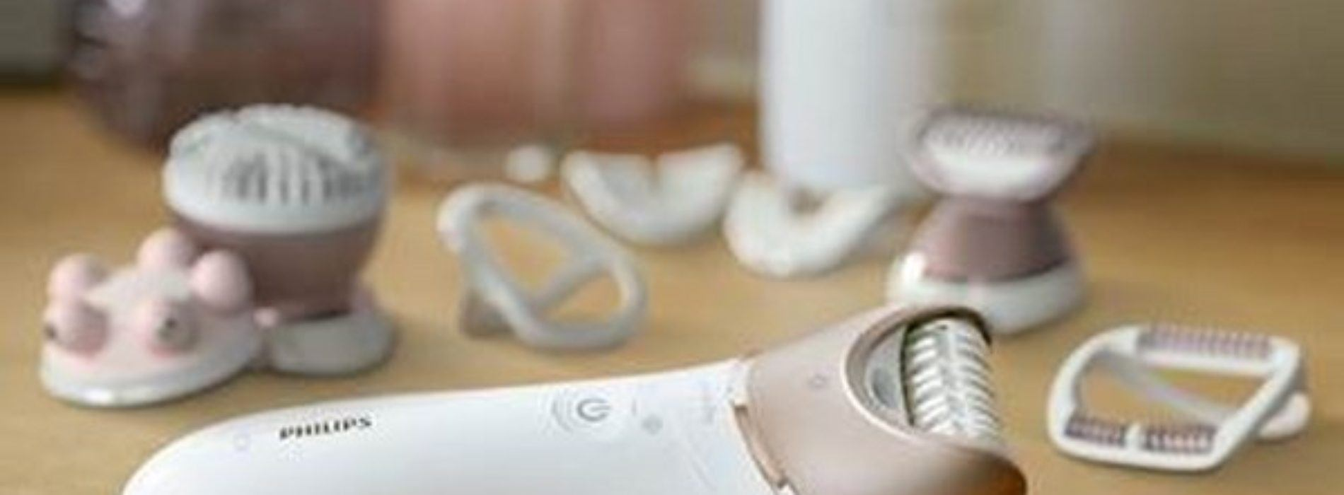 Philips Satinelle Prestige, la nueva depiladora para una piel más suave