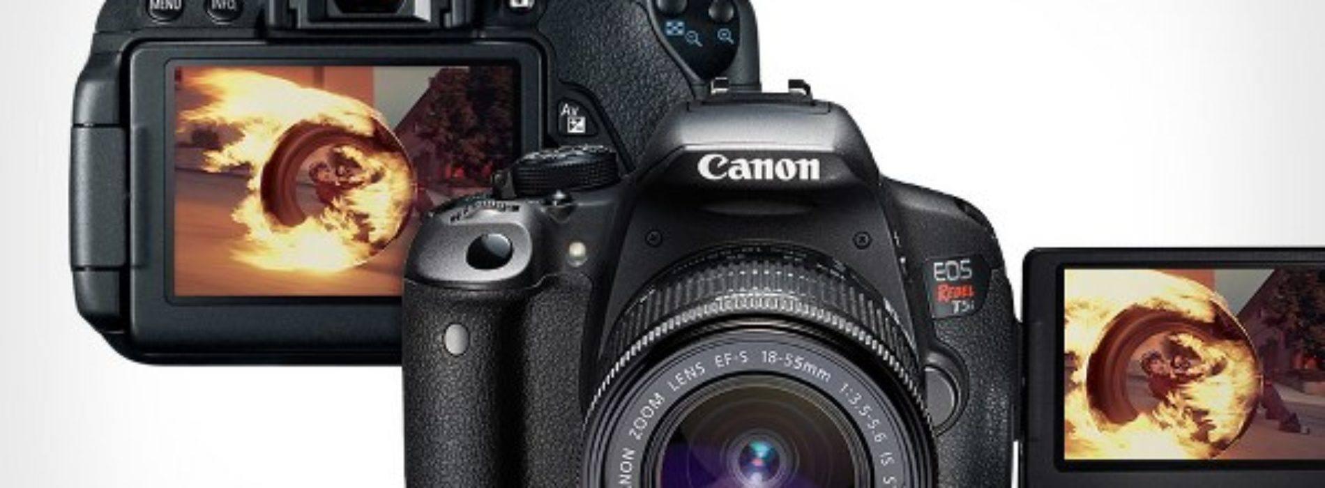 Nikon vs. Canon: ¿cuál comprar?