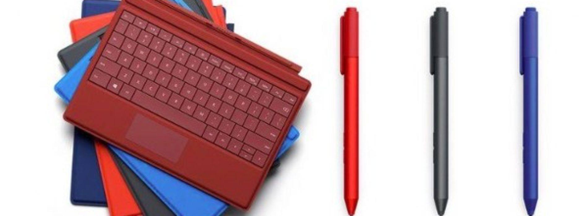Microsoft anuncia el Surface 3