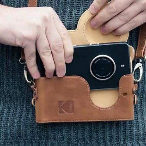 Kodak y su nuevo smartphone especial para fotógrafos