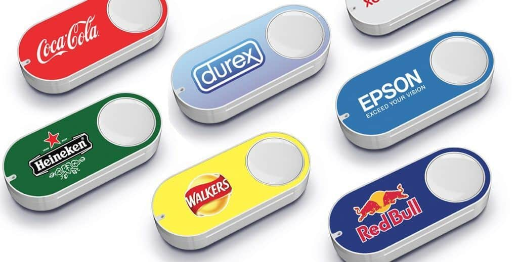 Dash Buttons