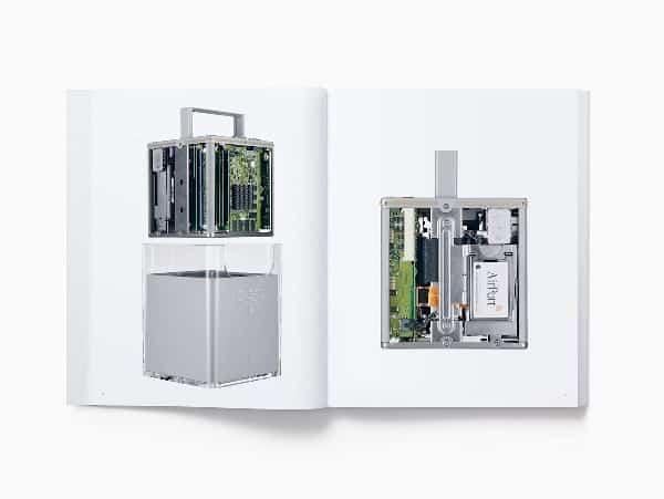 'Designed by Apple in California' el libro de fotos de Apple